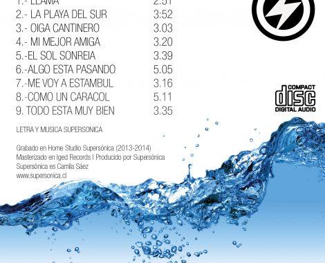 Supersonica CD