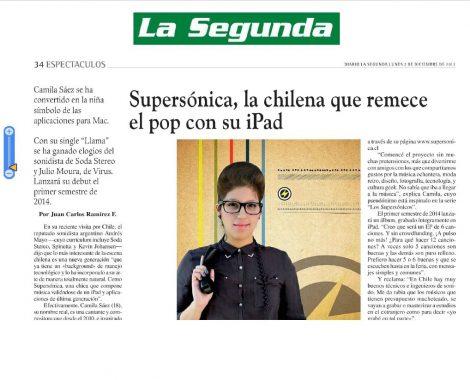 Supersonica Prensa